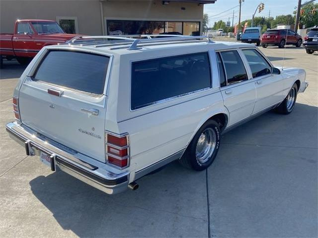 1988 Chevrolet Caprice (CC-1431401) for sale in Cadillac, Michigan