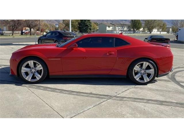 2013 Chevrolet Camaro (CC-1431404) for sale in Cadillac, Michigan