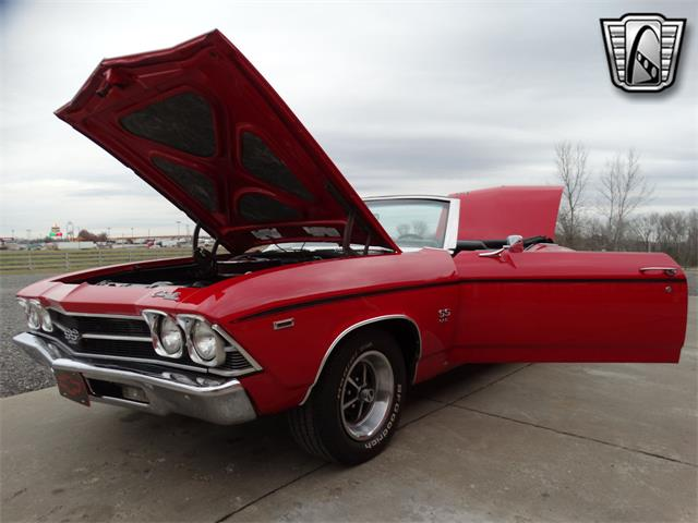 1969 Chevrolet Chevelle (CC-1431405) for sale in O'Fallon, Illinois