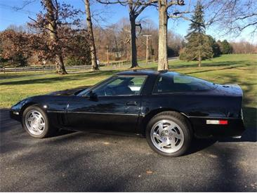 1988 Chevrolet Corvette (CC-1431406) for sale in Cadillac, Michigan