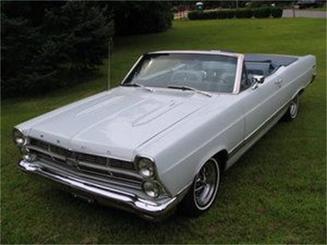 1967 Ford Fairlane (CC-1431408) for sale in Cadillac, Michigan
