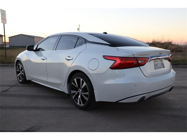 2018 Nissan Maxima (CC-1430141) for sale in Clarence, Iowa