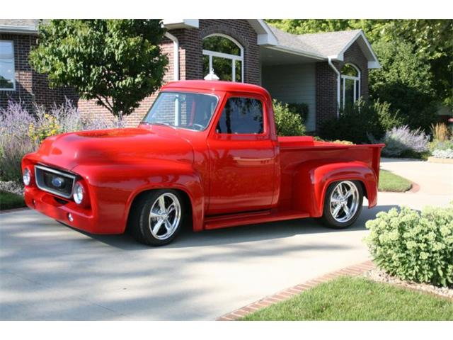 1953 Ford F100 (CC-1431416) for sale in Cadillac, Michigan
