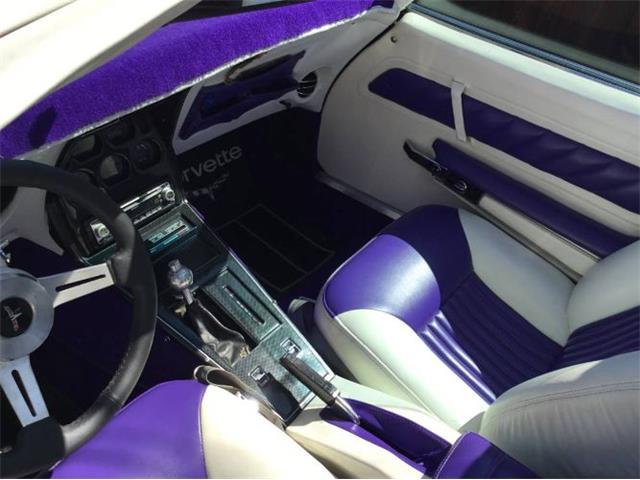 1977 Chevrolet Corvette (CC-1431417) for sale in Cadillac, Michigan