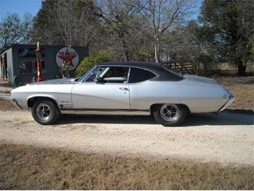 1968 Buick Gran Sport (CC-1431418) for sale in Cadillac, Michigan