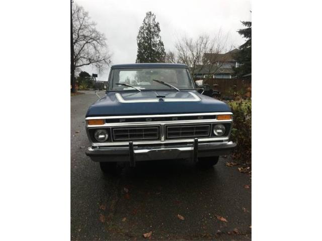 1977 Ford Ranger (CC-1431423) for sale in Cadillac, Michigan