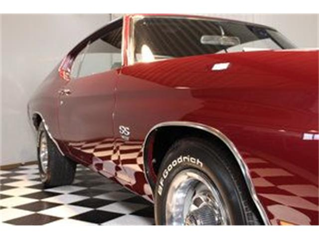 1970 Chevrolet Chevelle (CC-1431428) for sale in Cadillac, Michigan