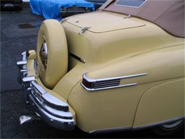 1948 Lincoln Continental (CC-1431429) for sale in Cadillac, Michigan