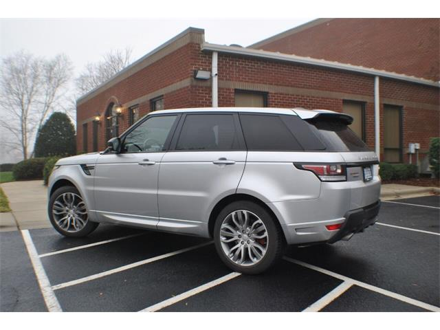2015 Land Rover Range Rover Sport (CC-1431432) for sale in Charlotte, North Carolina
