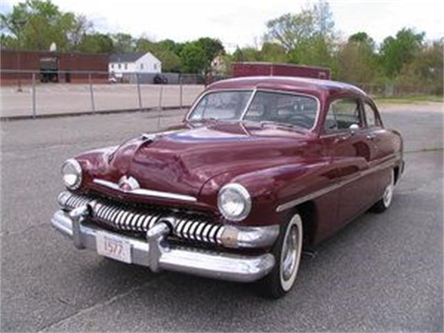 1951 Mercury Coupe (CC-1431434) for sale in Cadillac, Michigan