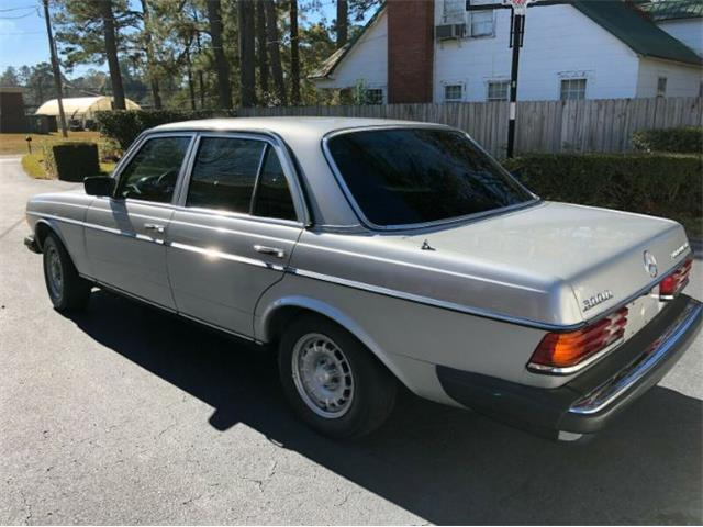 1982 Mercedes-Benz 300D (CC-1431437) for sale in Cadillac, Michigan