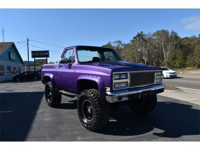 1990 Chevrolet Blazer (CC-1431443) for sale in Biloxi, Mississippi