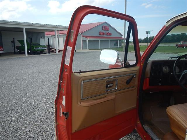 1979 Chevrolet C10 (CC-1431446) for sale in Celina, Ohio