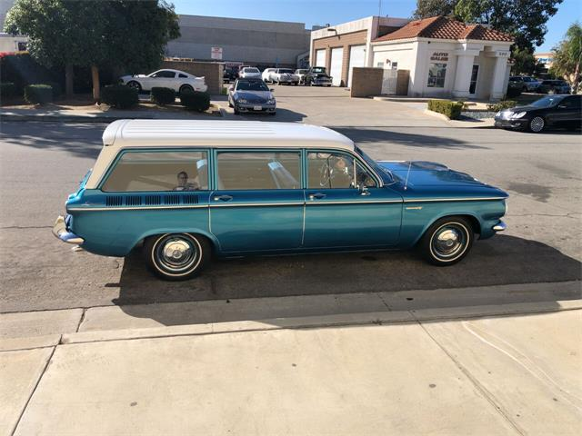 1961 Chevrolet Corvair (CC-1431451) for sale in Brea, California
