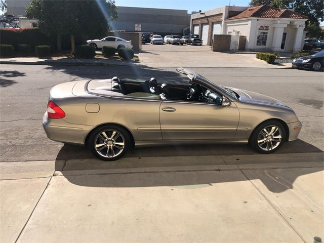 2007 Mercedes-Benz CLK (CC-1431452) for sale in Brea, California