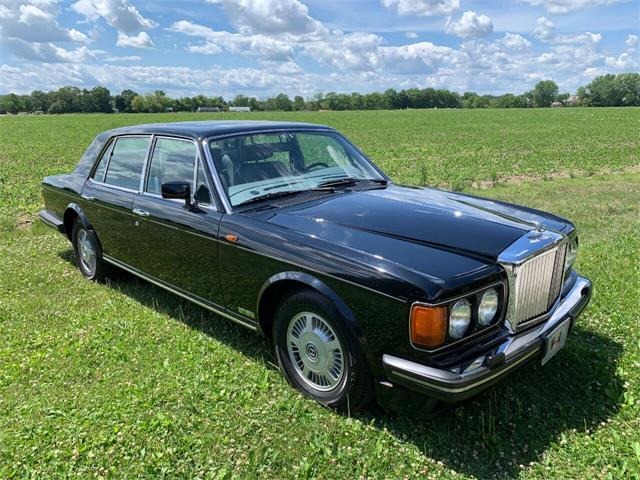 1991 Bentley Mulsanne S (CC-1431453) for sale in Carey, Illinois