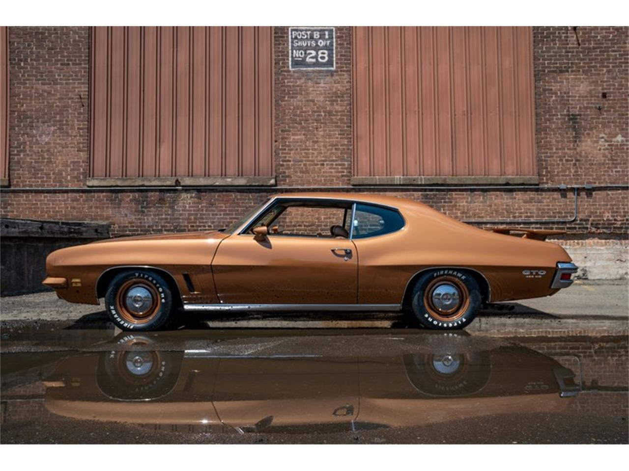 1972 Pontiac GTO (CC-1431455) for sale in Wallingford, Connecticut