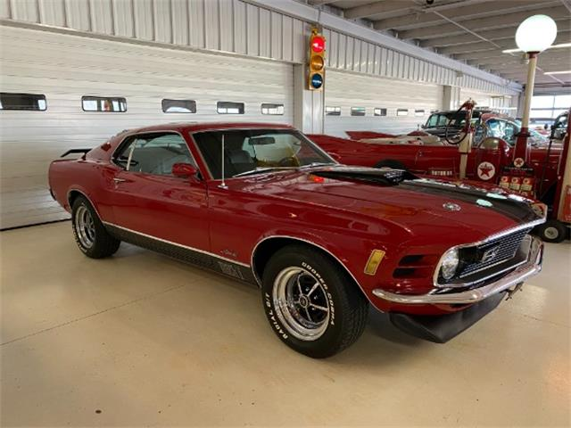 1970 Ford Mustang Mach 1 (CC-1431458) for sale in Columbus, Ohio