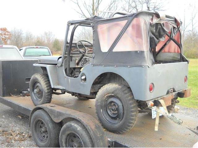 1947 Jeep Willys (CC-1431469) for sale in Ashland, Ohio