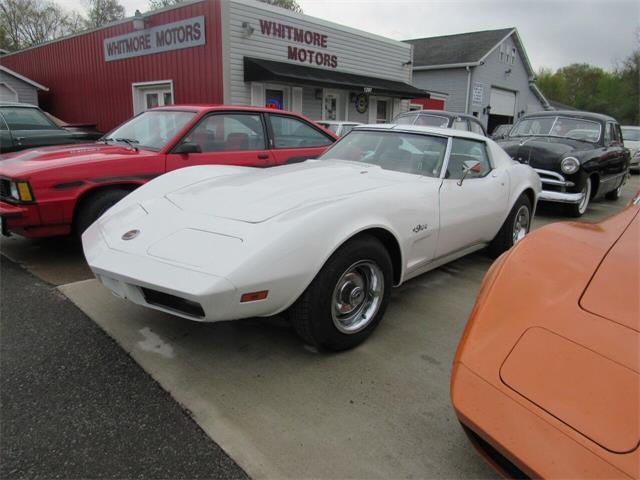 1974 Chevrolet Corvette (CC-1431470) for sale in Ashland, Ohio