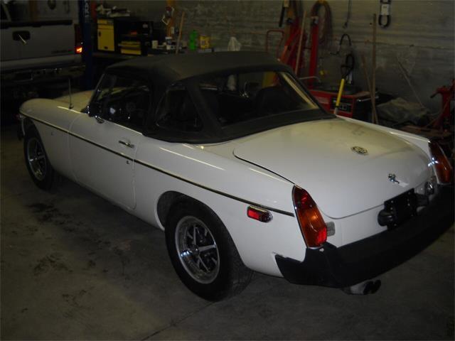 1980 MG MGB (CC-1431480) for sale in Ashland, Ohio