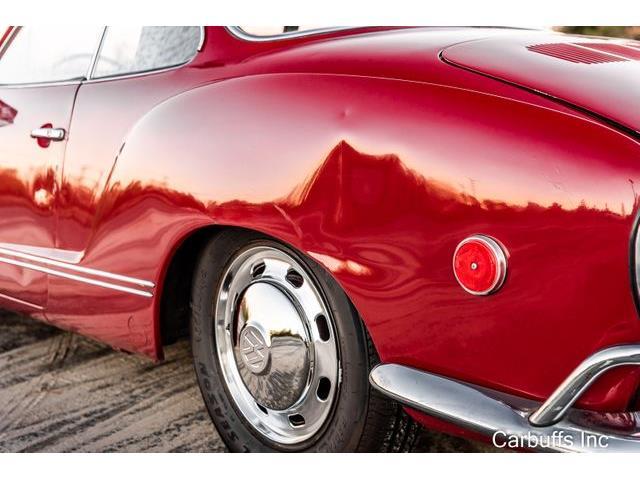1968 Volkswagen Karmann Ghia (CC-1431487) for sale in Concord, California