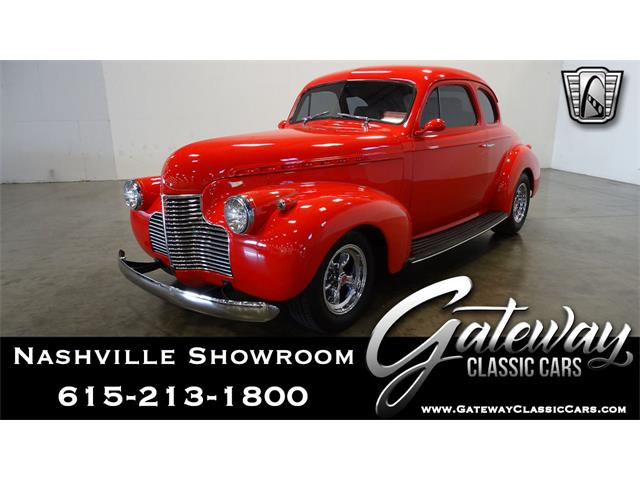 1940 Chevrolet Business Coupe (CC-1431489) for sale in O'Fallon, Illinois