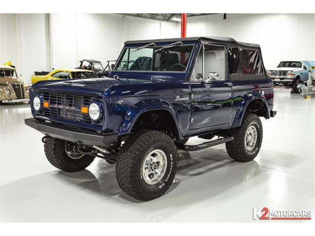 1968 Ford Bronco (CC-1431490) for sale in Jupiter, Florida