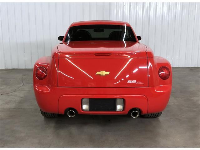 2004 Chevrolet SSR (CC-1431494) for sale in Maple Lake, Minnesota