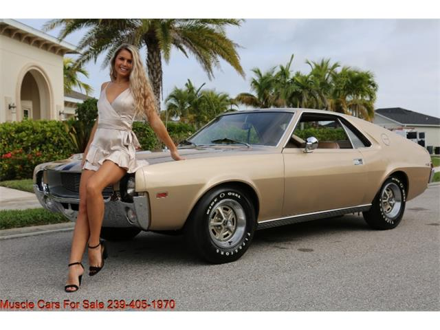 1968 AMC AMX (CC-1431497) for sale in Fort Myers, Florida