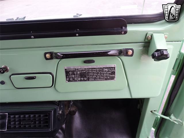 1968 Toyota Land Cruiser FJ40 (CC-1431504) for sale in O'Fallon, Illinois