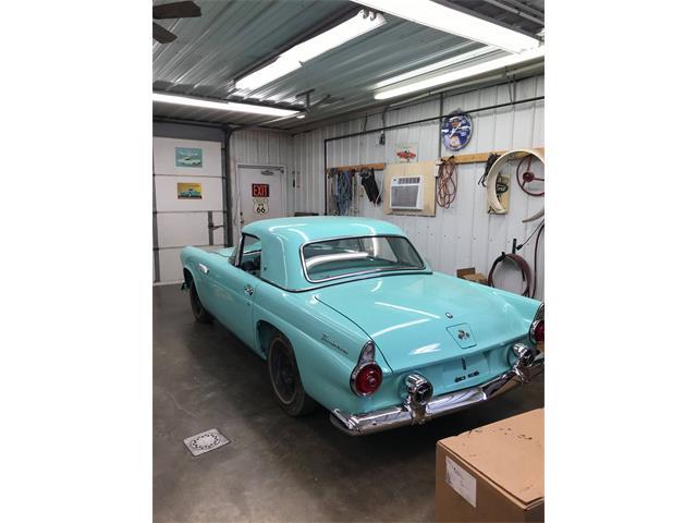 1955 Ford Thunderbird (CC-1431519) for sale in Racine, Ohio
