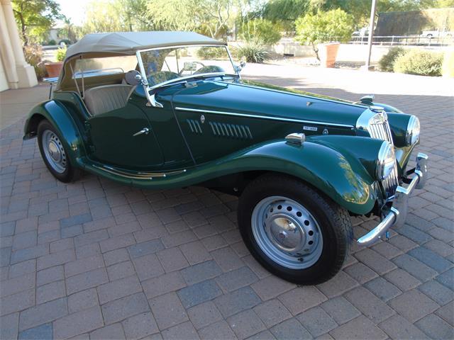 1955 MG TF (CC-1431523) for sale in Spokane, Washington