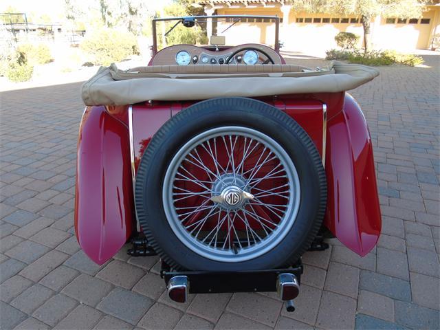 1949 MG TC (CC-1431524) for sale in Spokane, Washington