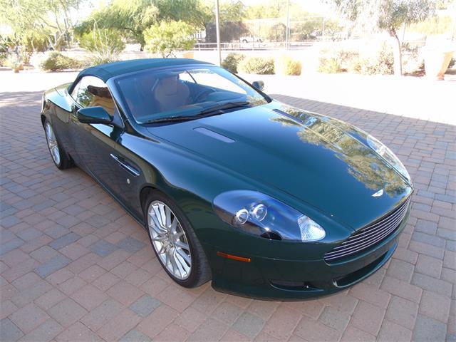 2006 Aston Martin DB9 (CC-1431526) for sale in Spokane, Washington