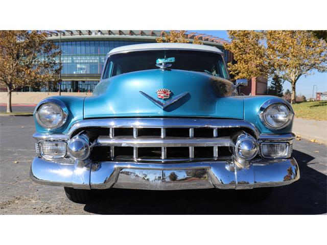 1953 Cadillac Series 62 (CC-1431528) for sale in WEST VALLEY CITY, Utah