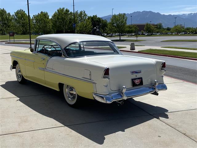 1955 Chevrolet Bel Air (CC-1431529) for sale in WEST VALLEY CITY, Utah