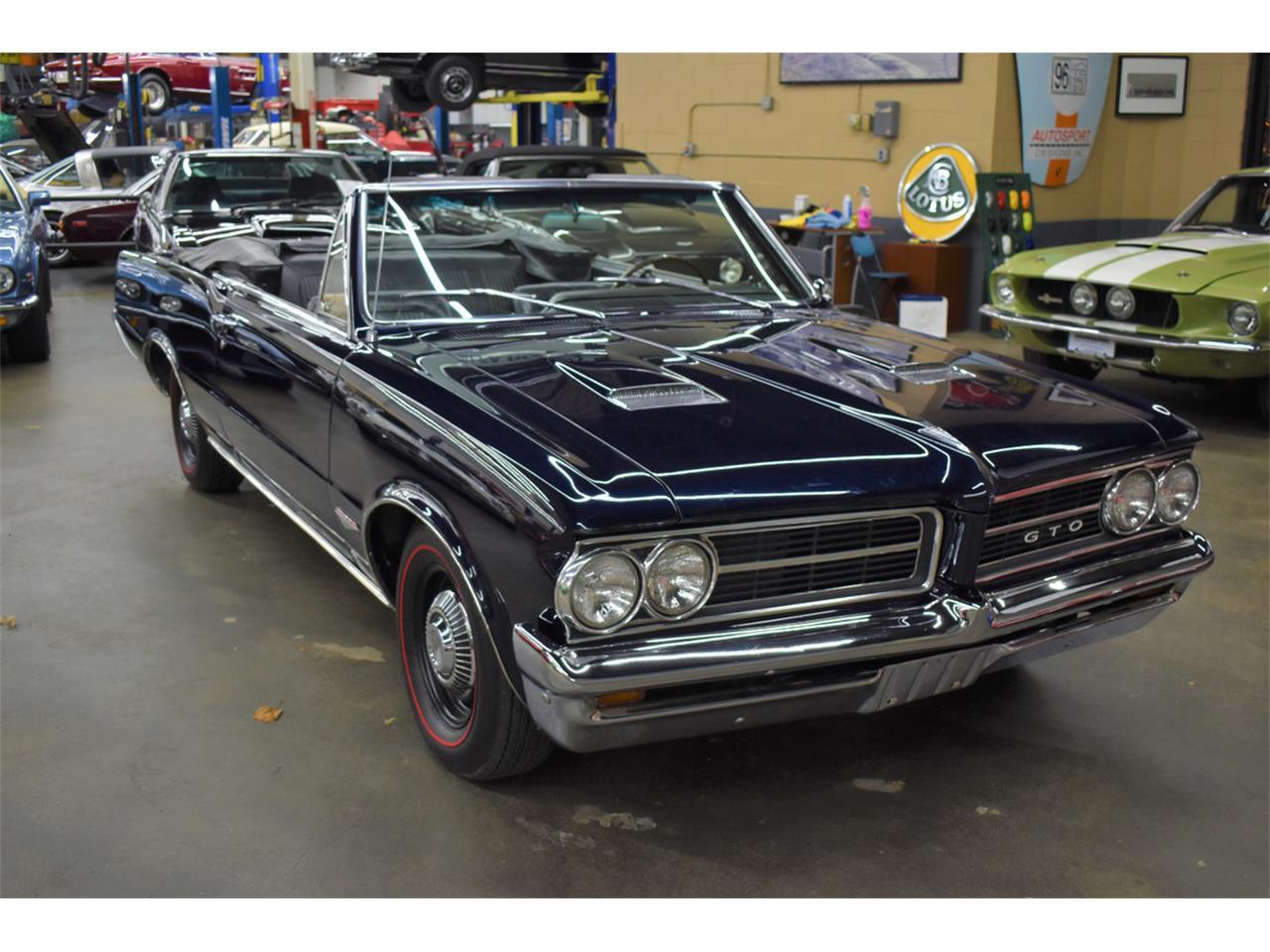 1964 Pontiac GTO (CC-1431530) for sale in Huntington Station, New York