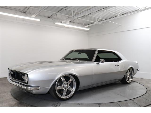 1968 Chevrolet Camaro (CC-1431532) for sale in WEST VALLEY CITY, Utah