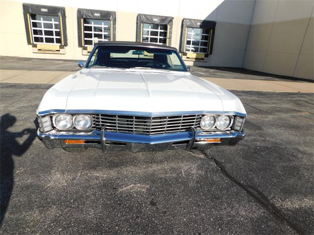 1967 Chevrolet Impala (CC-1431538) for sale in O'Fallon, Illinois