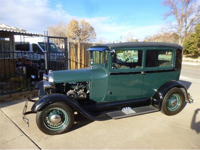 1928 Ford Tudor (CC-1430154) for sale in Cadillac, Michigan