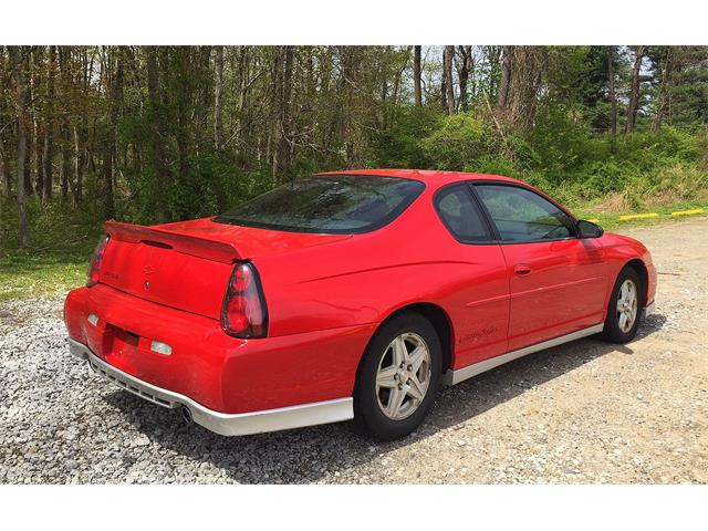 2003 Chevrolet Monte Carlo SS (CC-1431541) for sale in Stratford, New Jersey
