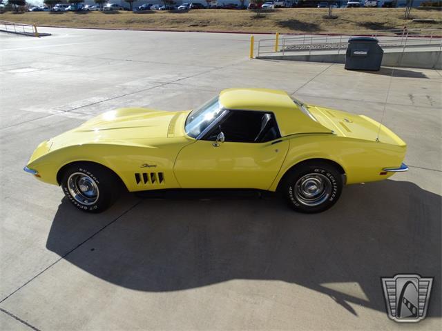 1969 Chevrolet Corvette (CC-1431554) for sale in O'Fallon, Illinois