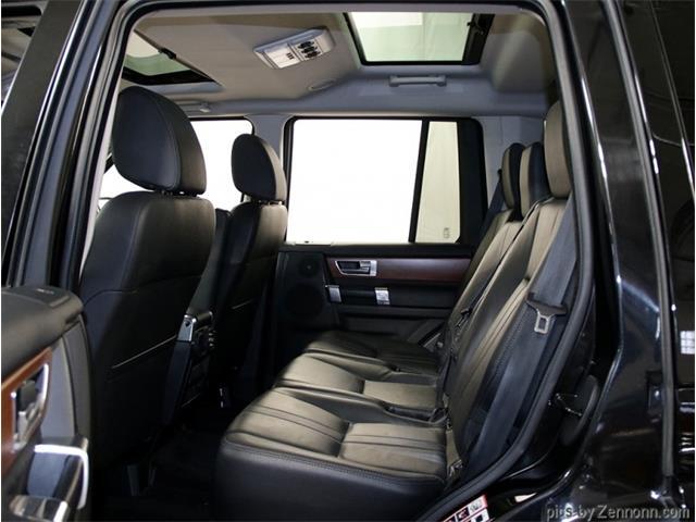 2015 Land Rover LR4 (CC-1431558) for sale in Addison, Illinois