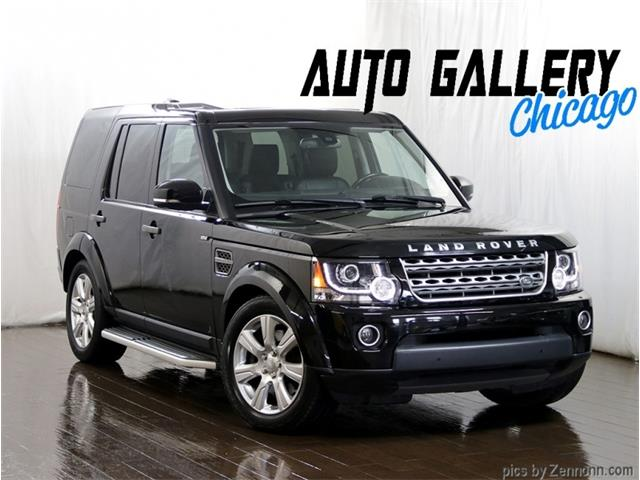 2015 Land Rover LR4 (CC-1431558) for sale in Addison, Illinois