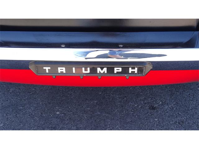 1974 Triumph TR6 (CC-1431568) for sale in O'Fallon, Illinois