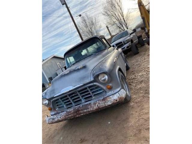 1956 Chevrolet 3100 (CC-1430158) for sale in Cadillac, Michigan