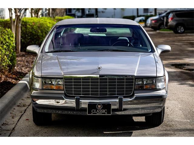 1996 Cadillac Fleetwood (CC-1431584) for sale in Orlando, Florida