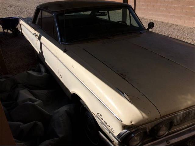 1963 Mercury Comet (CC-1430159) for sale in Cadillac, Michigan