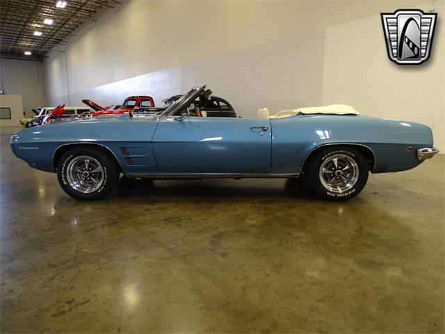 1969 Pontiac Firebird (CC-1431603) for sale in O'Fallon, Illinois